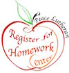 Homework Center Registration Form